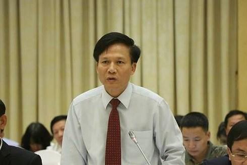 Sai phạm tại Gang thép Thái Nguyên được chuyển sang Bộ Công an và Ủy Ban kiểm tra Trung ương