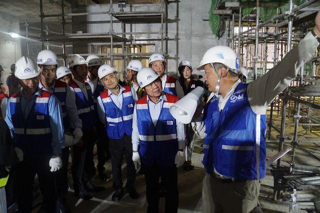 TPHCM xin Thủ tướng giải cứu tuyến metro số 1 - 2