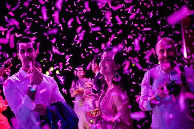 Đám cưới tỷ phú Ấn độ ở Phú Quốc: Kéo dài 7 ngày, thuê 2 máy bay chở 700 khách mời - 11
