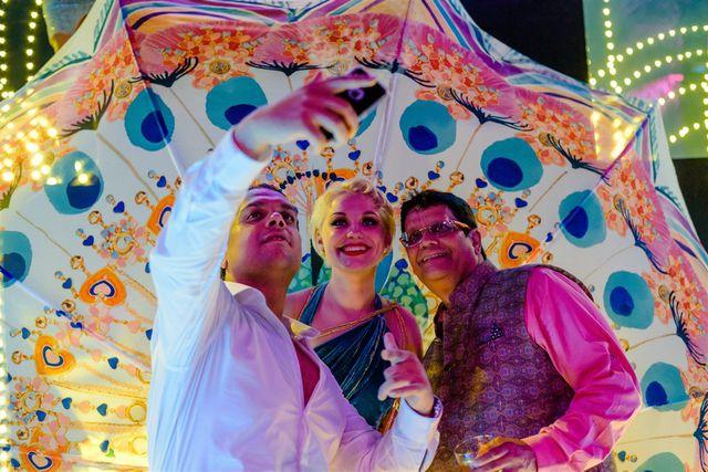 Đám cưới tỷ phú Ấn độ ở Phú Quốc: Kéo dài 7 ngày, thuê 2 máy bay chở 700 khách mời - 12