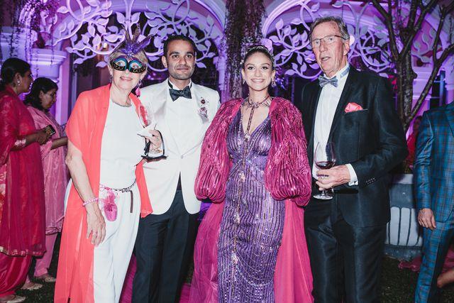 Đám cưới tỷ phú Ấn độ ở Phú Quốc: Kéo dài 7 ngày, thuê 2 máy bay chở 700 khách mời - 9