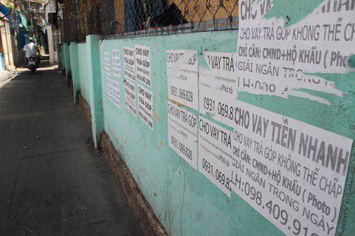 Tín dụng đen ở Kon Tum, không vay đồng nào cũng phải trả nợ