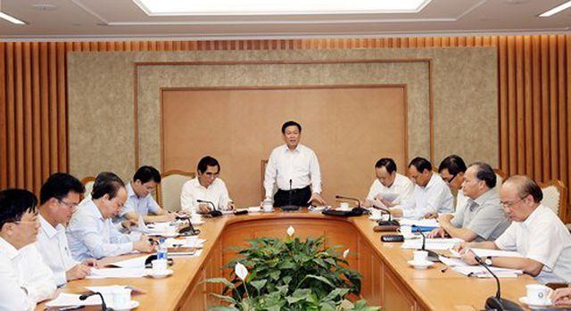 Phó Thủ tướng thúc đẩy nhanh thanh toán vốn đầu tư công - 1