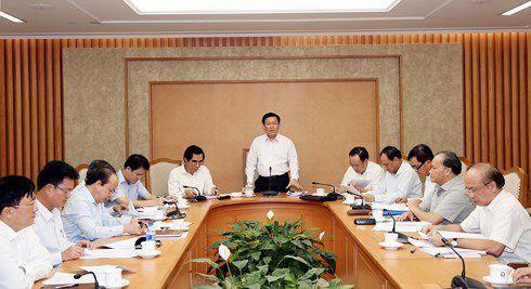 Phó Thủ tướng thúc đẩy nhanh thanh toán vốn đầu tư công