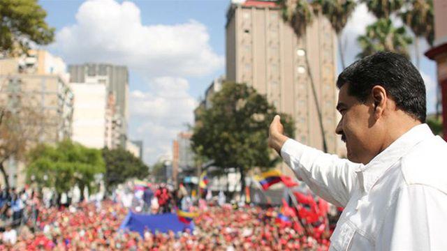 Venezuela ngừng hoạt động kinh doanh, đóng cửa trường học - 2