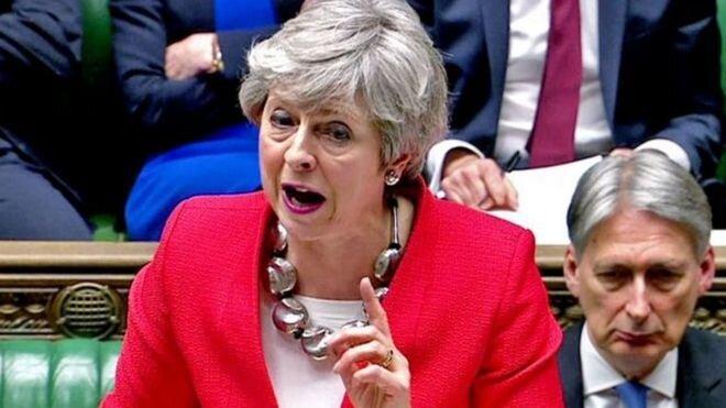 Quốc hội Anh bác bỏ Brexit lần hai, Anh có thể