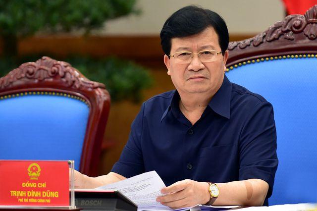 Chính phủ yêu cầu dồn toàn lực cho Dự án cao tốc Bắc - Nam - 1