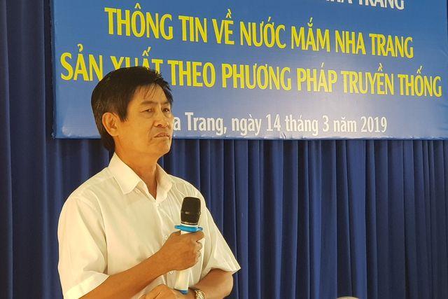Hiệp hội nước mắm Nha Trang: Lo ngại xóa sổ nghề truyền thống quốc hồn quốc túy - 1