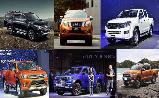 Thương hiệu ôtô nào được ưa chuộng nhất Việt Nam tháng 2/2019?