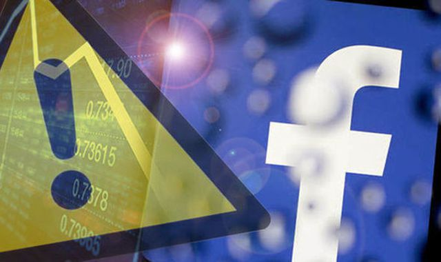 Hàng chục ngàn USD tiền quảng cáo bốc hơi do Facebook gián đoạn - 1