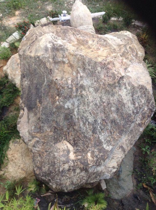 """Ảnh: Cận cảnh rùa đá """"Hồn thiêng đất Việt"""" nặng 20 tấn, 600 triệu không bán - 6"""