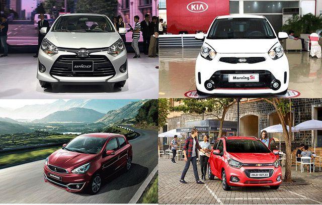 Nguồn cung nhiều, cạnh tranh lớn, xe nhỏ, giá rẻ sẽ giảm giá năm 2019?