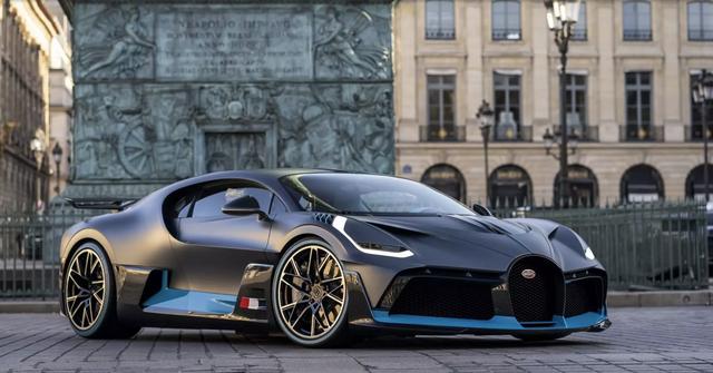 Điều thú vị về các chủ xe Bugatti - 1