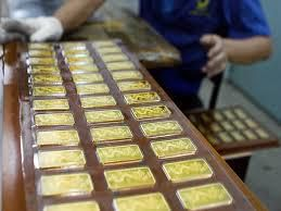Giá vàng tăng cao nhất 3 tuần