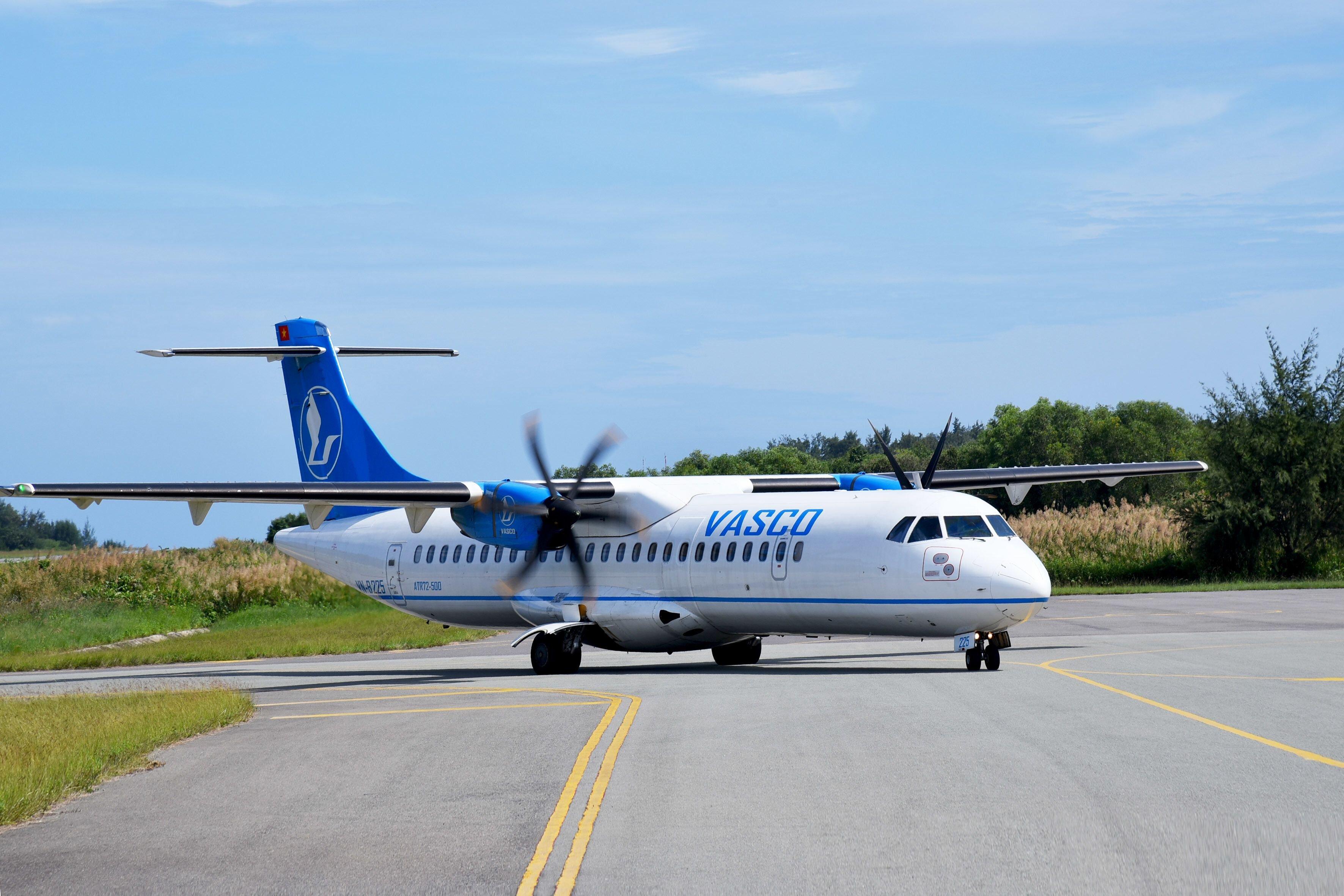 Vasco dừng khai thác hàng loạt chuyến bay vì trục trặc kỹ thuật
