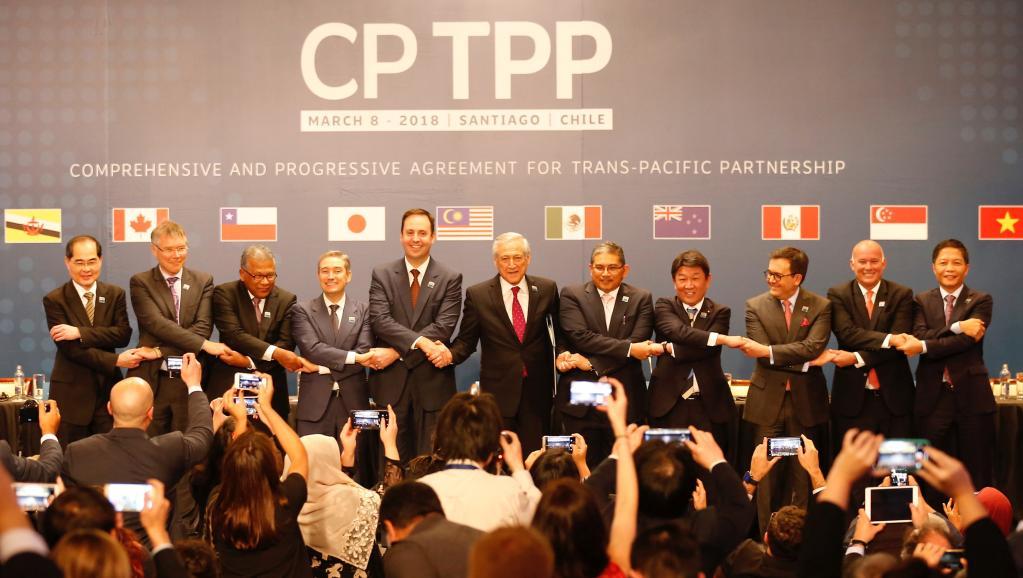Lấy ngành công nghiệp chế biến, chế tạo và nông nghiệp chế biến làm trọng tâm cho CPTPP