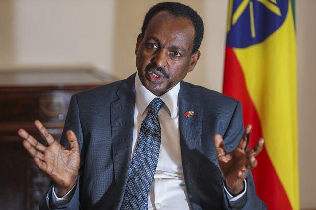 """Ethiopia lo bị """"chôn vùi"""" trong áp lực nợ nần từ dự án Vành đai, con đường của Trung Quốc - 1"""
