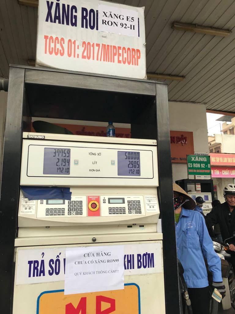 Lọc dầu Nghi Sơn sản xuất trở lại, thị trường hết lo thiếu xăng RON 95