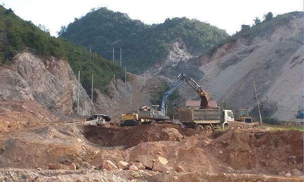 Một quyết định cấp quyền khai thác khoáng sản, Nhà nước thu về hơn 5 tỷ đồng