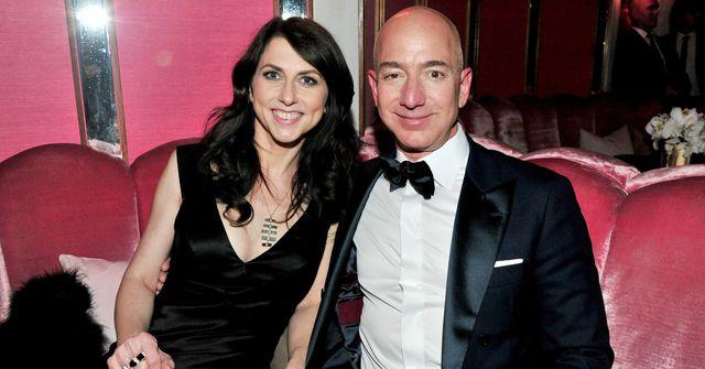 Bà MacKenzie sẽ được hưởng ít nhất 35 tỷ USD sau khi ly hôn với tỷ phú giàu nhất thế giới.