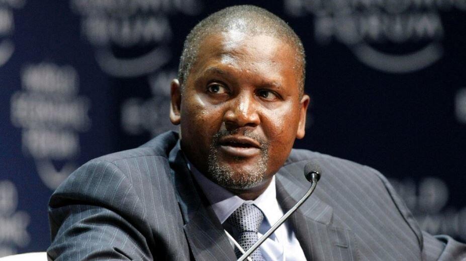 Tỷ phú châu Phi rút 10 triệu USD tiền mặt chỉ để ngắm