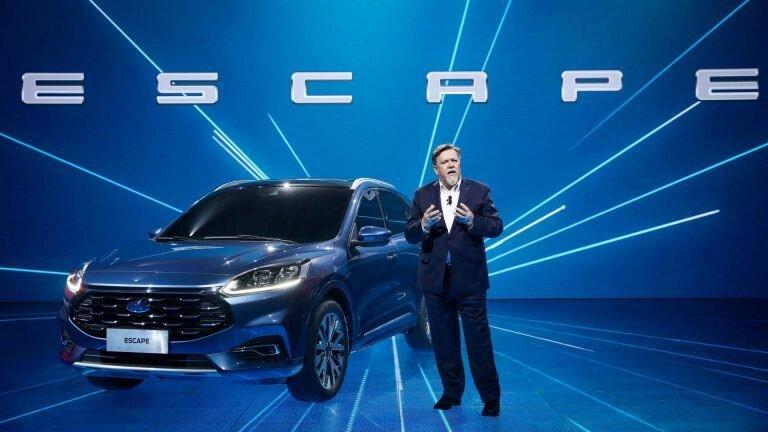 Có một Ford Escape khác