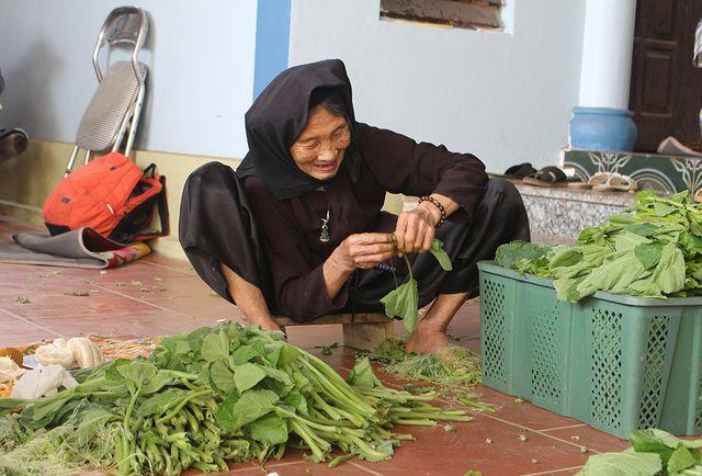 Cặp vợ chồng 20 năm giữa đảo hoang, mỗi ngày 2 tạ rau bí bán khắp Hà Nội - 6