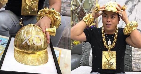 Cuộc đời của những người đeo nhiều vàng như Phúc XO trên thế giới ra sao?