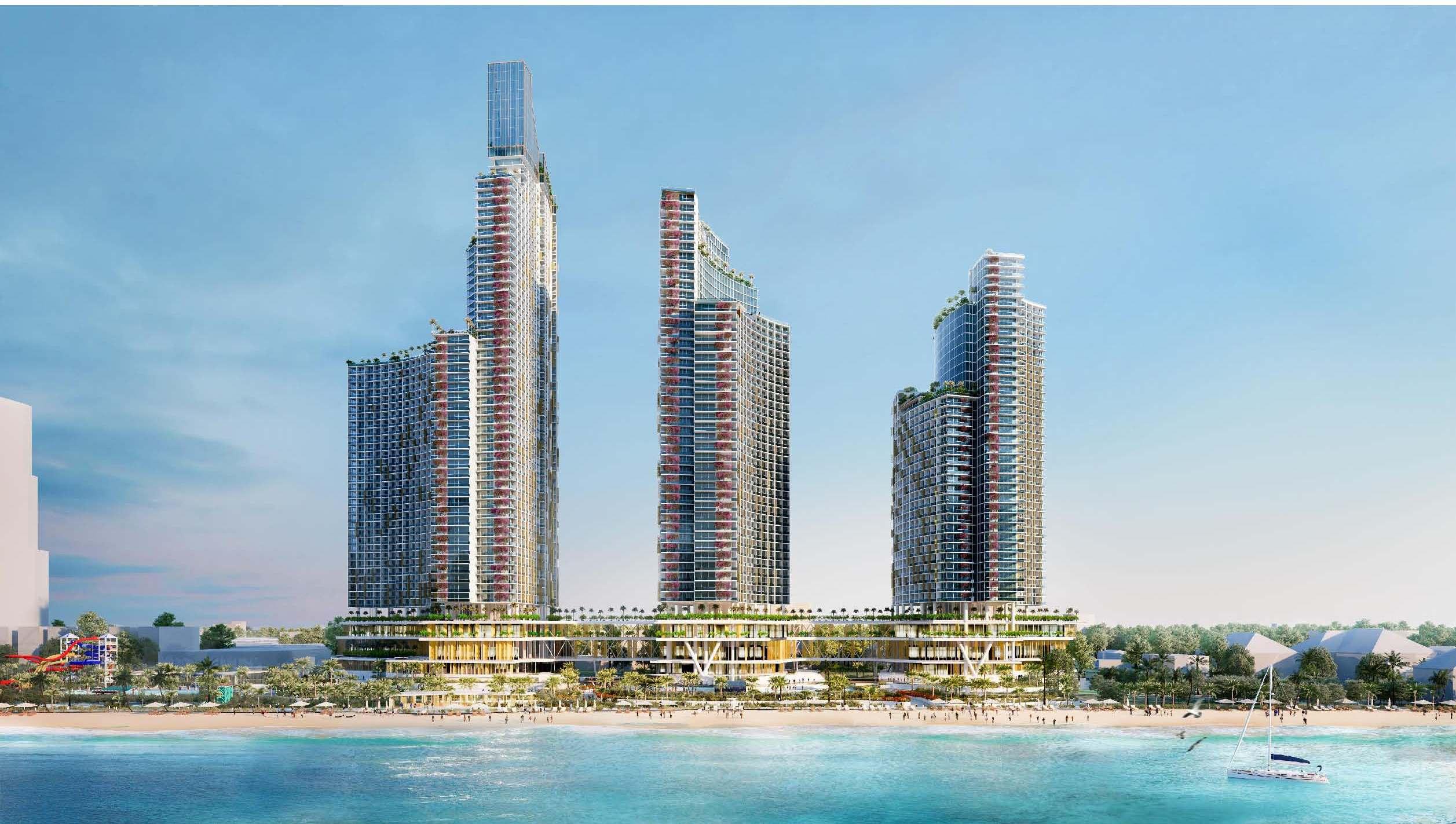 Tổ hợp nghỉ dưỡng hàng đầu châu Á ký thỏa thuận tổng thầu và quản lý, giám sát