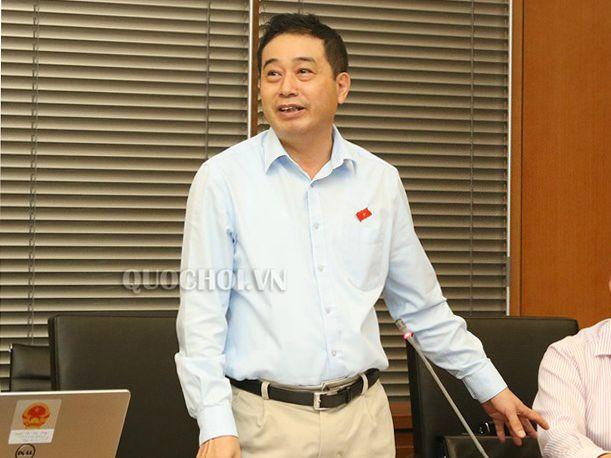 Miễn nhiệm chức vụ Phó Chủ nhiệm UB Quốc phòng và An ninh với ông Lê Đình Nhường