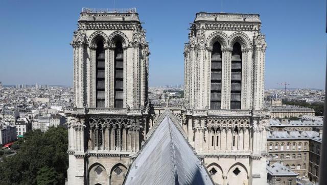 Cuộc chạy đua di dời cổ vật giữa đêm trong vụ cháy Nhà thờ Đức Bà Paris - 11