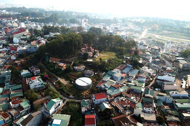 Hội Kiến trúc sư Việt Nam:Xây khách sạn quy mô lớn ở trung tâm Đà Lạt là không phù hợp