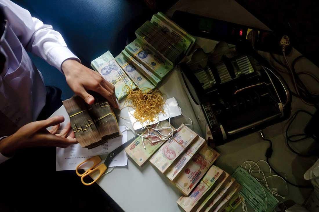 Kiến nghị dùng ngân sách tăng vốn ngân hàng