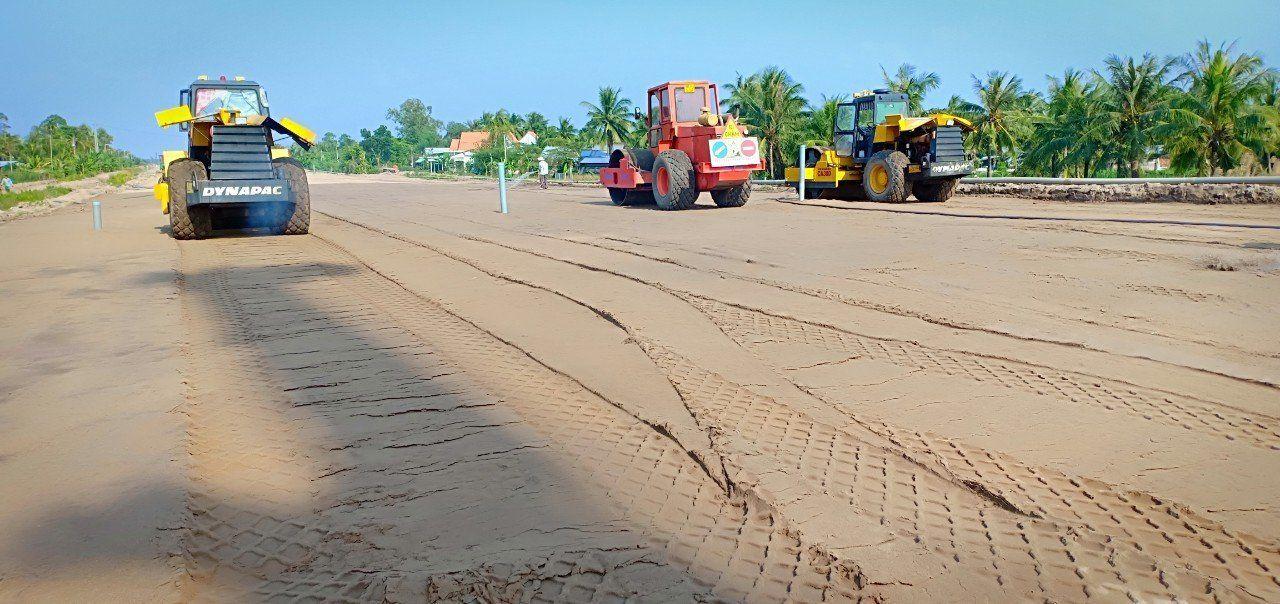 """Cao tốc Trung Lương - Mỹ Thuận """"quyết"""" thông xe vào năm 2020"""