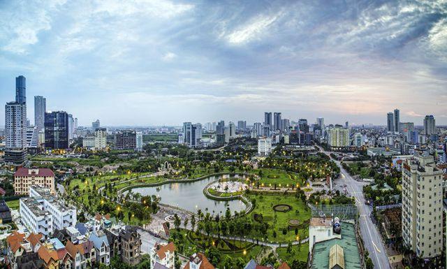 Hà Nội thông qua Dự thảo điều chỉnh địa giới hành chính 3 quận - 1