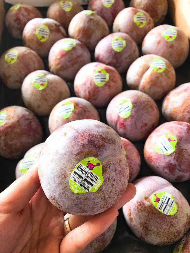"""Mận """"khủng long"""" nhập khẩu Úc to như quả đấm, chị em tranh nhau mua ăn để giảm cân - 2"""