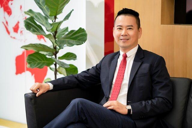 Người Việt đầu tiên làm Giám đốc Khối của HSBC Việt Nam