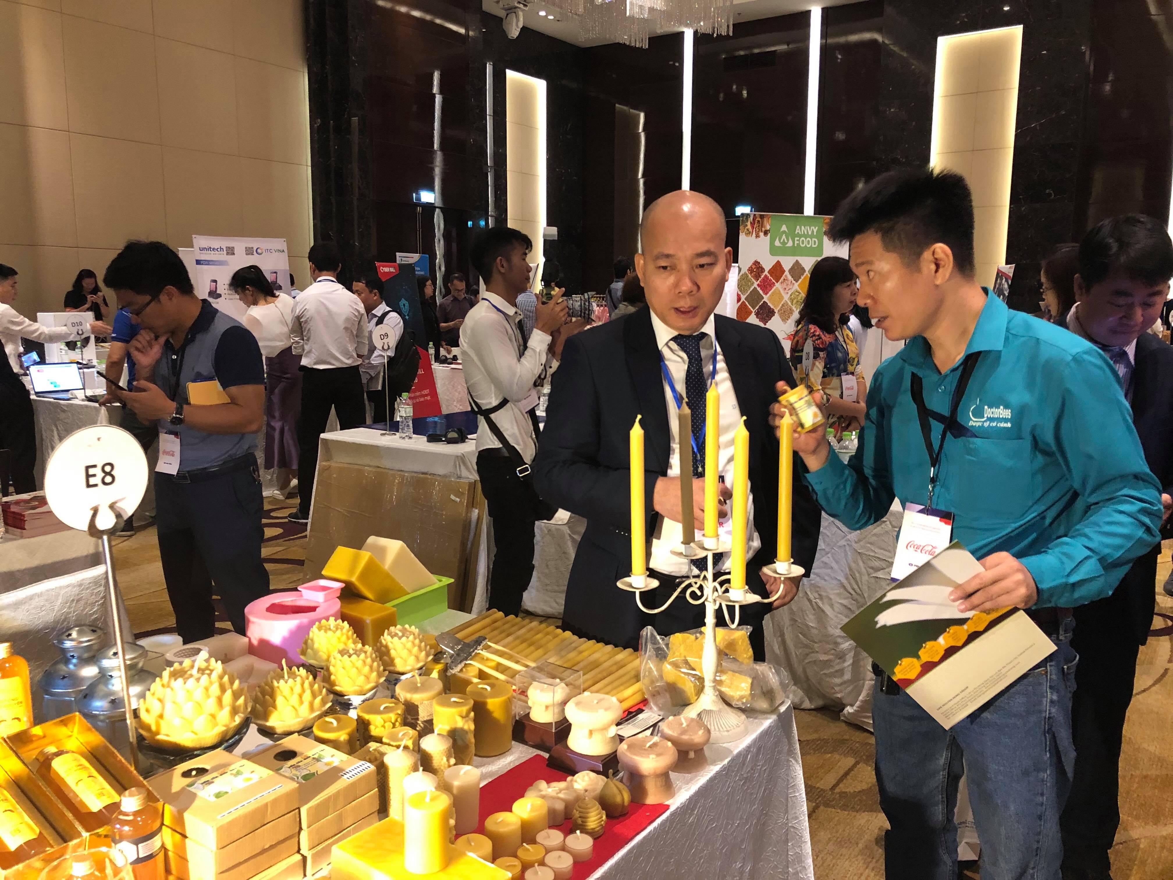 Hơn 300 doanh nhân tham gia Ngày hội Nhà cung cấp để kết nối với DN Mỹ