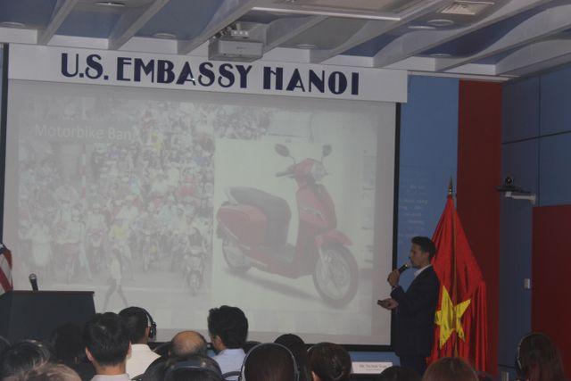 Giải pháp cấm xe máy tại Việt Nam dưới góc nhìn của chuyên gia Mỹ - 2