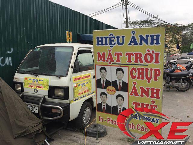Dân Hà Nội biến ô tô cũ thành studio - 1
