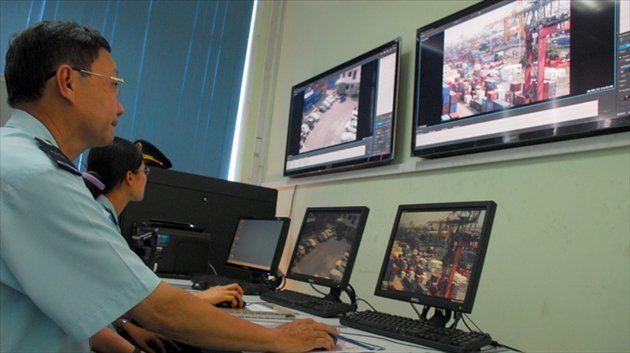 Mất 714 triệu đồng chỉ để bảo dưỡng camera của hải quan tại ga T2 Nội Bài