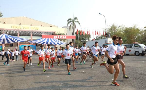 Hơn 2.000 người dự giải Việt dã truyền hình Đồng Nai lần thứ 25  - Ảnh 2