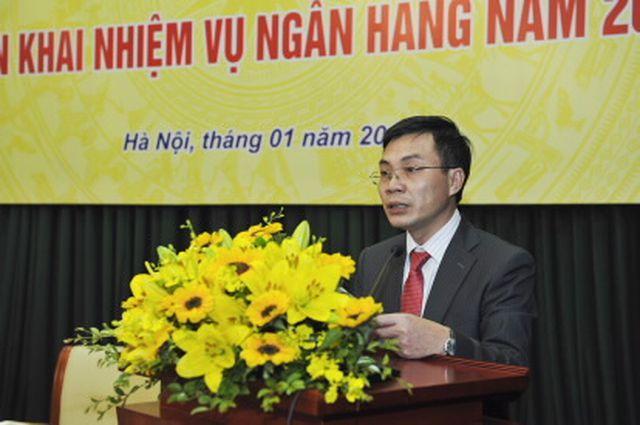Phó Vụ trưởng Vụ tín dụng sang đại diện 30% vốn Nhà nước tại VietinBank - 1