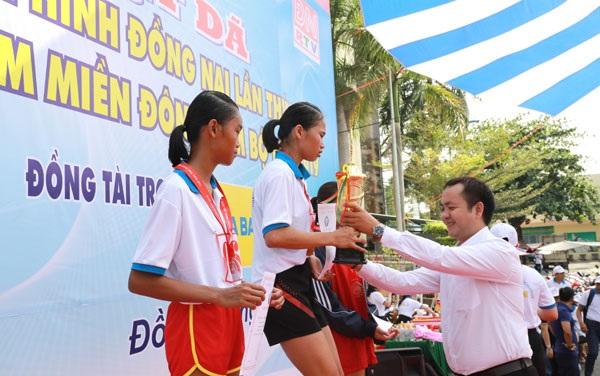 2.000 người dự giải Việt dã truyền hình Đồng Nai lần thứ 25
