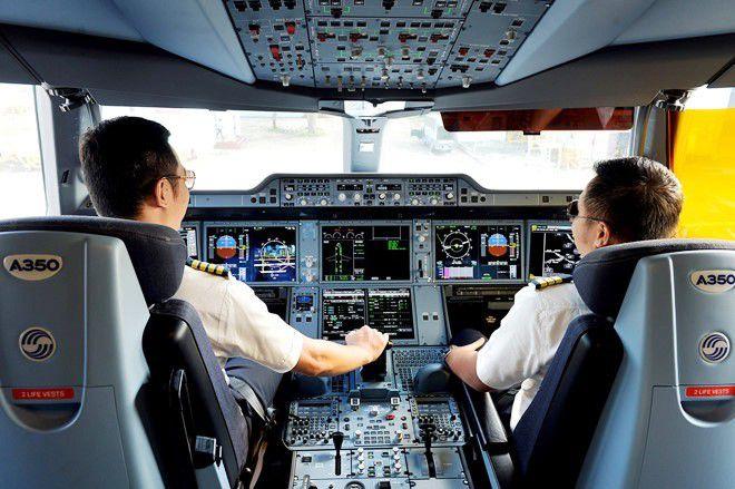 """Mức lương phi công """"khủng"""" nhất tại Vietnam Airlines là 300 triệu đồng/tháng"""
