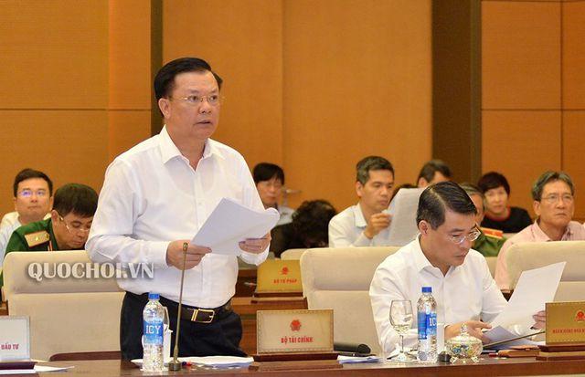 """Hai Bộ trưởng nói về việc chống """"trò gian"""" chuyển giá của doanh nghiệp FDI - 1"""
