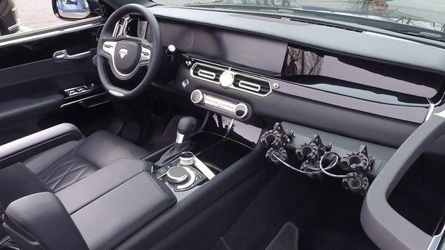 """Cận cảnh dàn limousine được mệnh danh """"Rolls-Royce mui trần"""" của nước Nga - 3"""