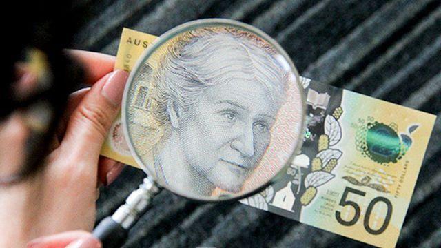 Hy hữu: Úc in xong 46 triệu tờ tiền mặt mới biết bị sai chính tả - 1
