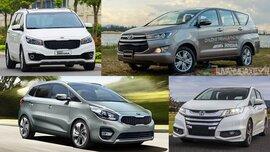 Đại gia Việt bỏ siêu xe, hàng loạt xe giảm giá khuấy động mùa mua sắm xe