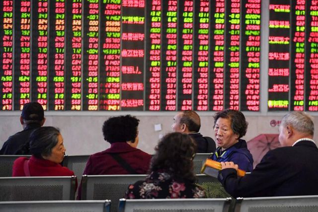 Các công ty Trung Quốc đã vỡ nợ 39,2 tỷ nhân dân tệ trái phiếu trong 4 tháng đầu năm nay.